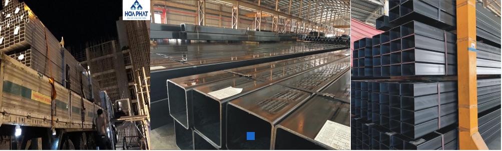 Ống thép Hòa Phát lập kỷ lục sản lượng bán hàng