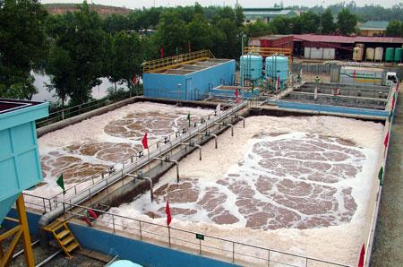 Sơ đồ xử lý nước thải hóa chất xi mạ
